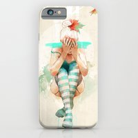 iPhone & iPod Case featuring Autumn by Ariana Perez