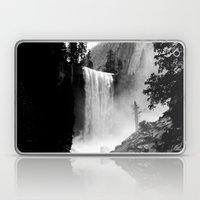 Yosemite Vernal Falls Laptop & iPad Skin