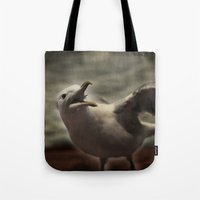 Tom Feiler Seagull Tote Bag