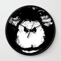 Everything's More Fun Wi… Wall Clock