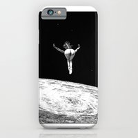 iPhone Cases featuring Apollonia Saintclair 579 - 20150531 Le vertige (Gaze into the abyss) by From Apollonia with Love