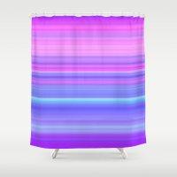 Soft Unicorn Shower Curtain