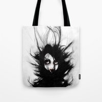 Coiling And Wrestling. D… Tote Bag