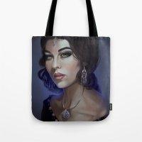 Morgana LeFay Tote Bag