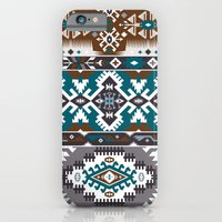Modern Native American Pattern 5 iPhone 6 Slim Case