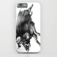 Running Boar iPhone 6 Slim Case