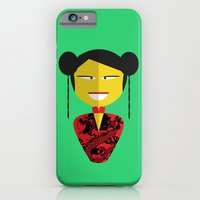 Chinese Doll iPhone 6 Slim Case
