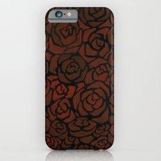 Cluster of Roses Slim Case iPhone 6s