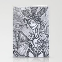 Blind Sensibility (Sketc… Stationery Cards