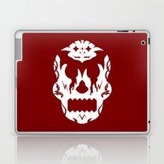 Bloodlust Skull Laptop & iPad Skin