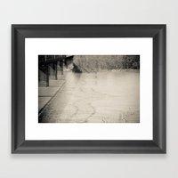 Welcome To Vicksburg 6 Framed Art Print