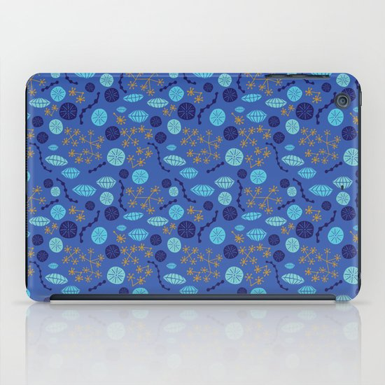 Oceanfloor iPad Case