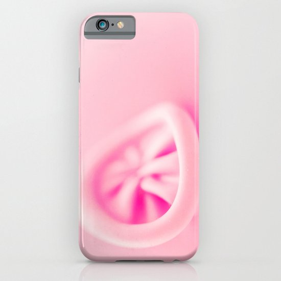 Pastel Pink Balloon iPhone & iPod Case