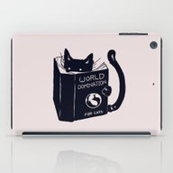 World Domination For Cat… iPad Case