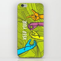 Keep Cool iPhone & iPod Skin