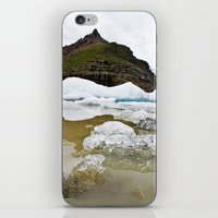 With A Side Of Ice. iPhone & iPod Skin