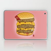 Human Burguer Laptop & iPad Skin