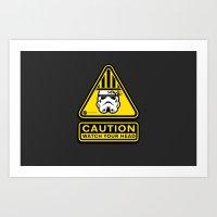 Empire Safety Program - … Art Print