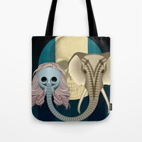 Love In Times Of Ebola Tote Bag