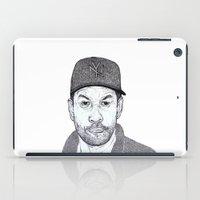 Denzel Washington Portra… iPad Case