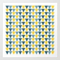 Pattern16 Art Print