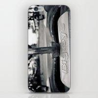 Tire swing iPhone & iPod Skin