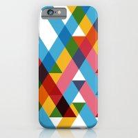 Ribbons Overlay ///www.pencilmeinstationery.com iPhone 6 Slim Case