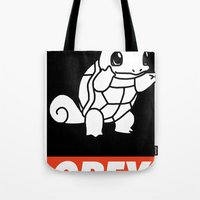 OBEY Squirtle Tote Bag