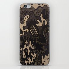 The Great Divide Part III iPhone & iPod Skin