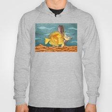 Foxface Rabbit Fish Hoody