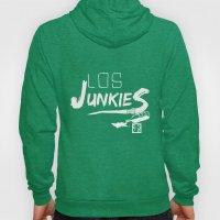 Los Junkies Del Barrio Hoody