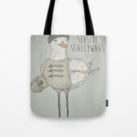 SEASIDE SCALLYWAGS Tote Bag