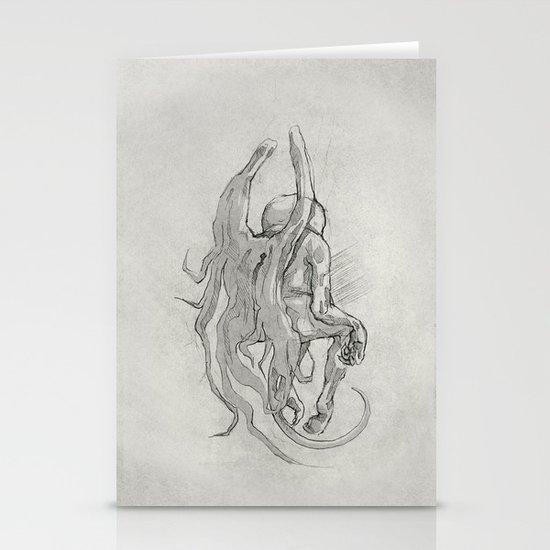 Soul II. Stationery Card
