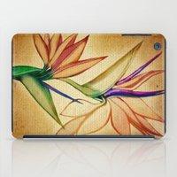 Bird Of Paradise  iPad Case