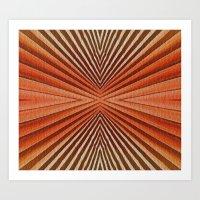 Geometric  Pattern Desig… Art Print