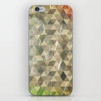 WP pattern iPhone & iPod Skin