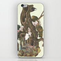 The Unleashed Power Of T… iPhone & iPod Skin