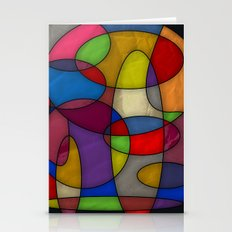Abstract #314 Stationery Cards