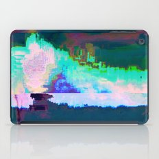 18-23-46 (Skyline Cloud Glitch) iPad Case