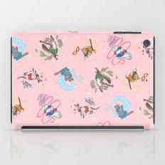 Sailor Kitties Pink Pattern iPad Case