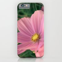 Wild flower in pink iPhone 6 Slim Case