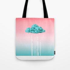 Concrete Cloud Tote Bag