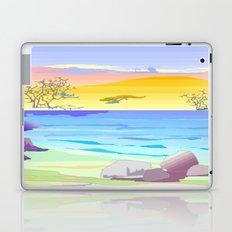Painting Laptop & iPad Skin