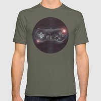 Joystick #01 Mens Fitted Tee Lieutenant SMALL