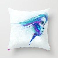 REVERIE Throw Pillow