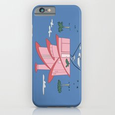 Pink Panther's Modern House Slim Case iPhone 6s