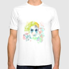 Spring Impression  Mens Fitted Tee White SMALL