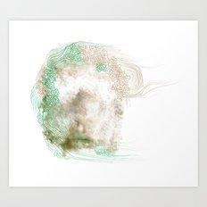 Silence #1 Art Print