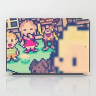 iPad Case featuring Mother 3 Selfie by Dean Bottino