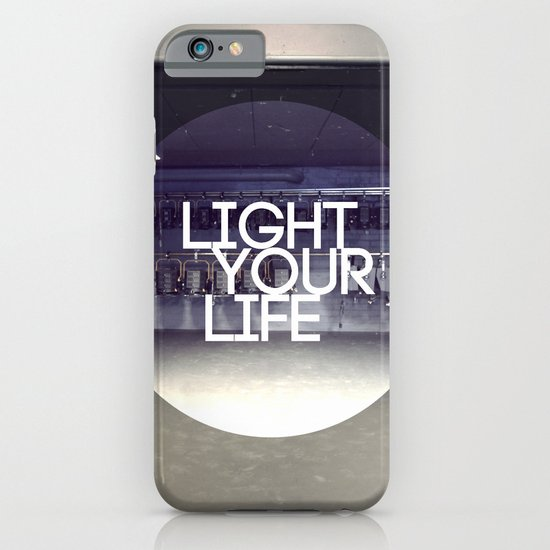 Light Your Life iPhone & iPod Case